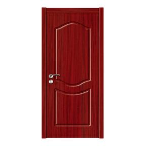 2020 New China good quality low price interior decoration wooden flush door 3.7/4/4.5cm thickness inner pvc doors