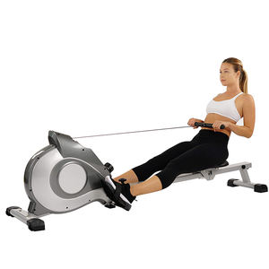 Fitness Equipment Magnetic Rowing Machine Rower Wtih LCD Monitor