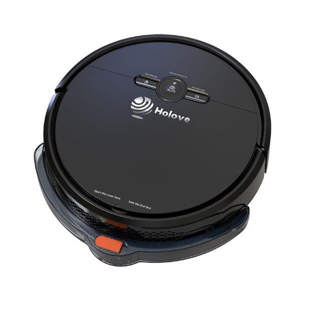 2020 Newest Smart WiFi APP Control Wet Dry Auto Recharge Multi-function Robotic Vacuum Cleaner for Floor with Water Tank