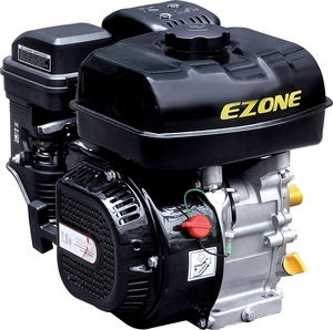 Factory Price Motor Go Kart EZ170F 7HP 212CC 4 Stroke Small Petrol Water Pump Loncin Machinery Gasoline Engine For Honda