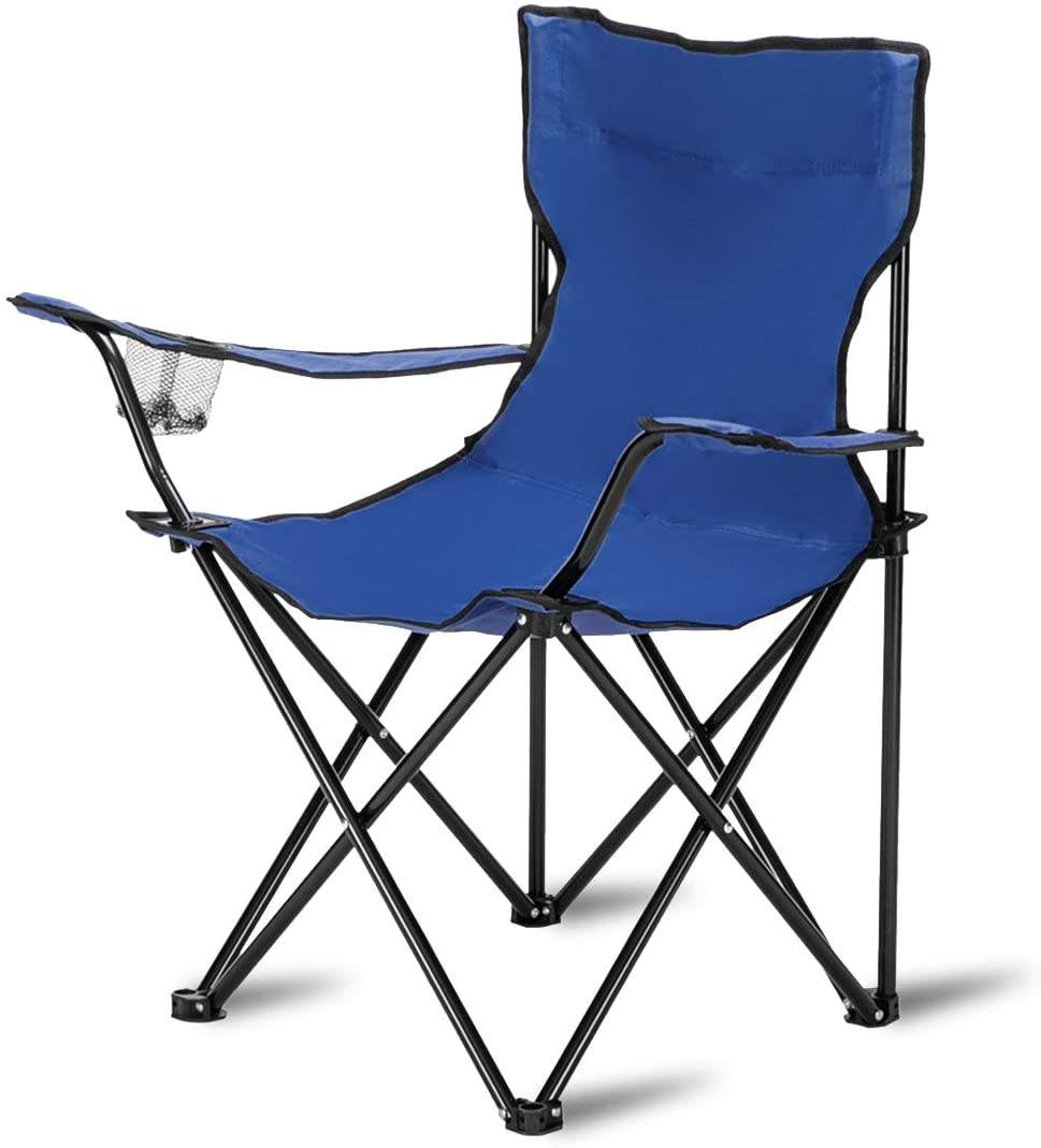 Woqi 2021 High Quality Low Price Recliner Lightweight camping chair Folding Ultralight Beach Camping Folding Chair