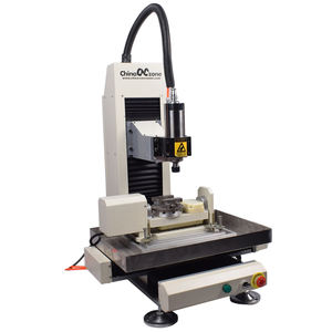 China 5 ejes mini cnc fresadora para metal acero