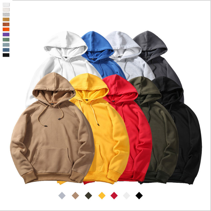 2020 Fashion hoodie sweatshirts hoodies custom oversized pullover with factory direct sale price