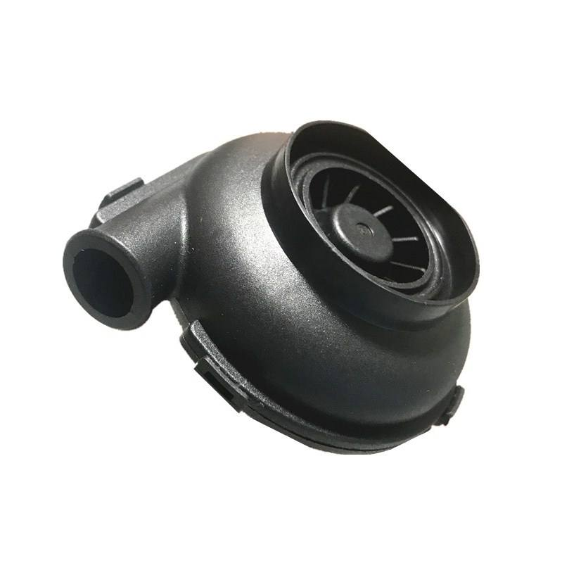High speed 20000RPM helmet personal protection ventilation fan DC 12V snail blower fans 58 mm