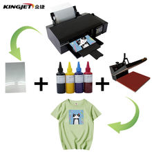 DTG t shirt printer for textile fabric cloths printing