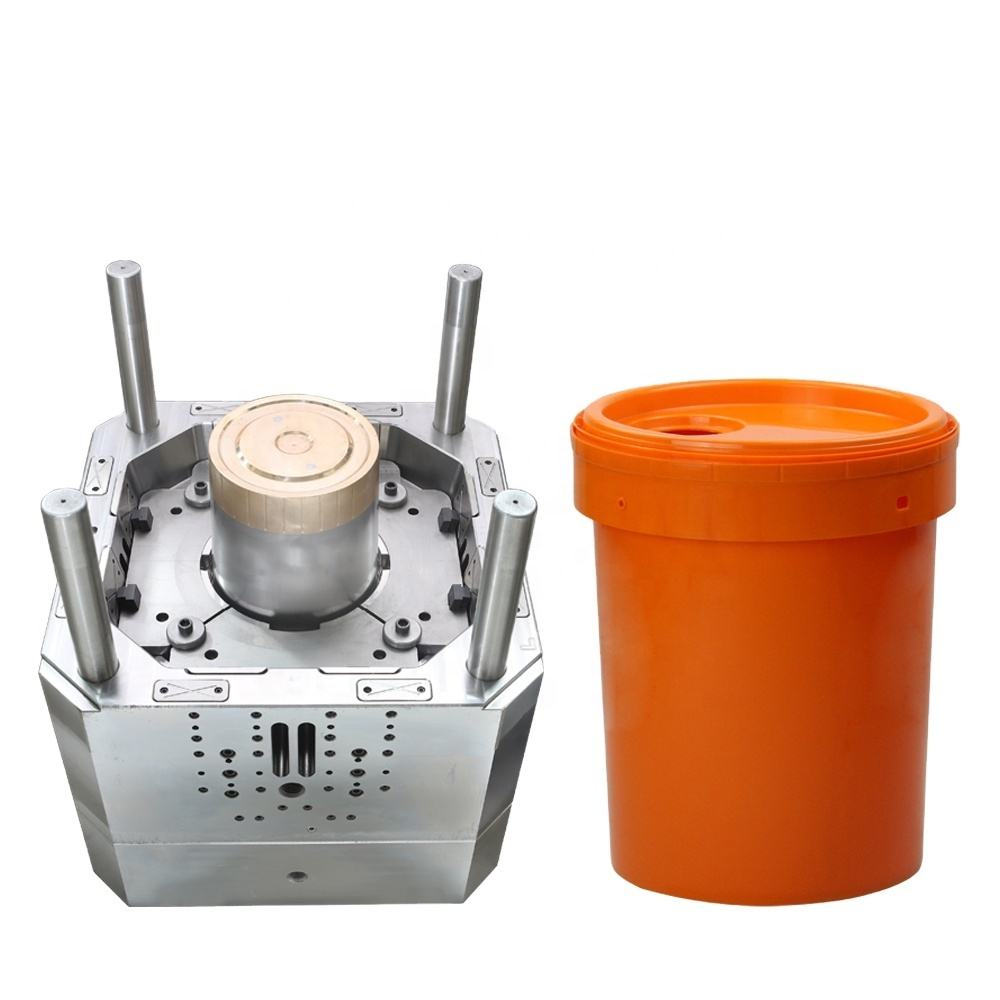 China Mould Plastic Mould Supplier Buckets Mould