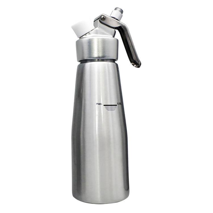250ml/500ml/1000ml aluminium schlagsahne dispenser/<span class=keywords><strong>edelstahl</strong></span> creme whipper