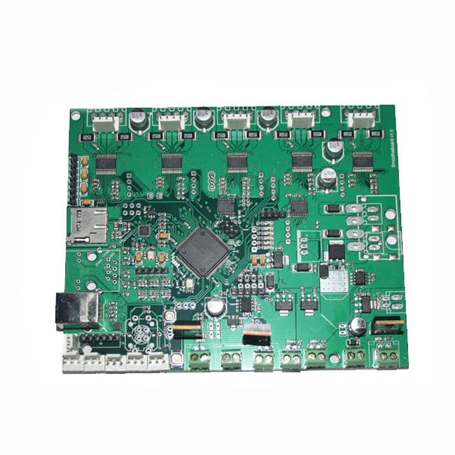 Professionele snelle multilayer PCB Kloon, IC Crack, PCB Montage Service
