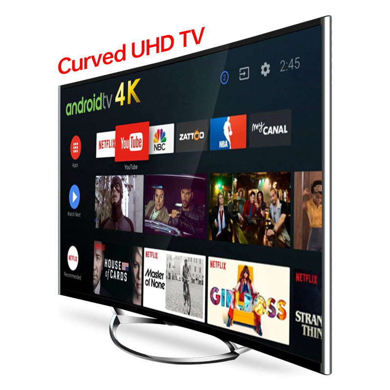Fabrikant Televisie Multimedia 4K Android Smart Tv