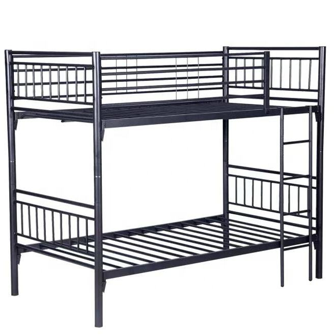 3 Color with eco-friendly paint Twin over Twin Bunk Bed With Stairs