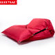 Custom Outdoor And Indoor Beanbag Sofa Large Lounge Bean Bag Sofa Chair