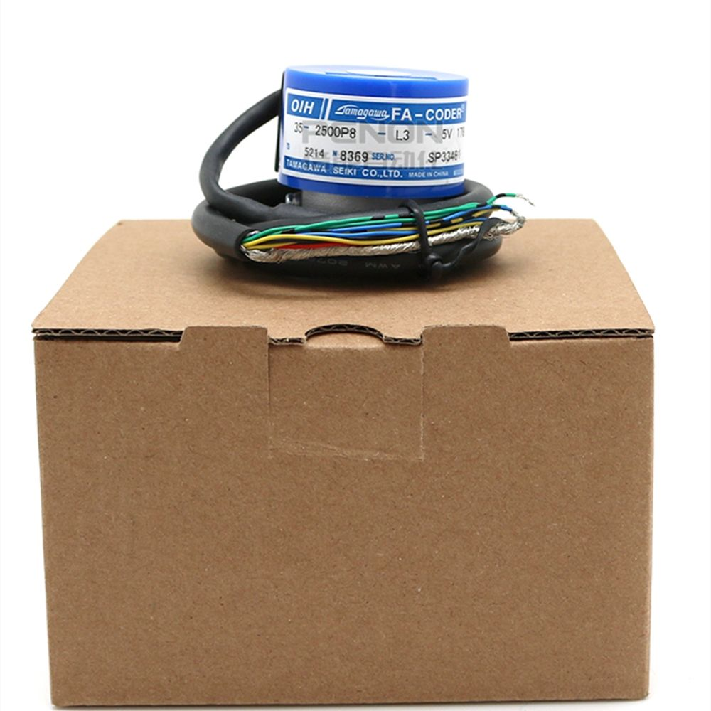Original photoelectric incremental servo motor encoder TS5214N8369 2500 pulse output DC5V