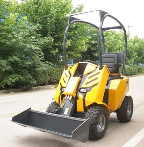 HYSOON Mini loader 200kg Skid Steer Loader HY200 with cheap price
