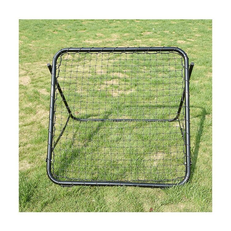 Mini Small Pop Up Tiny Kids Portable Steel Metal Folding Rebound Soccer Goal Target Net