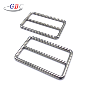 Custom logo belt buckle clasp of alloy material