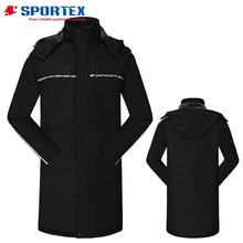 Wholesale Winter polyester Unisex soccer training Jacket Football coat Swim parka Sports parka for adult and children