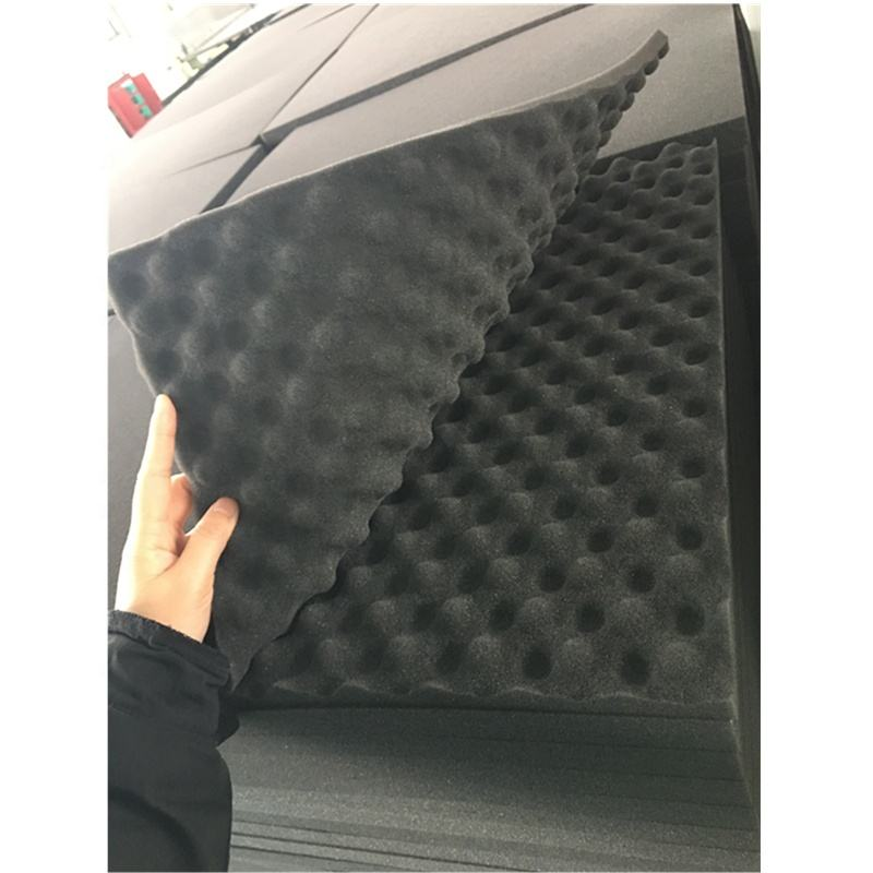 With film sound absorption ventilation kits sound proof foam