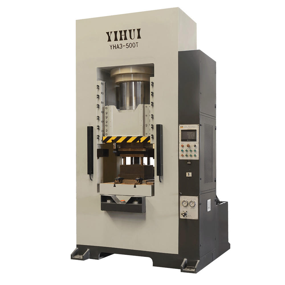 Automatic Forging Press Servo Copper Cutting Machine Automatic Forging Mold Hydraulic Hot Press