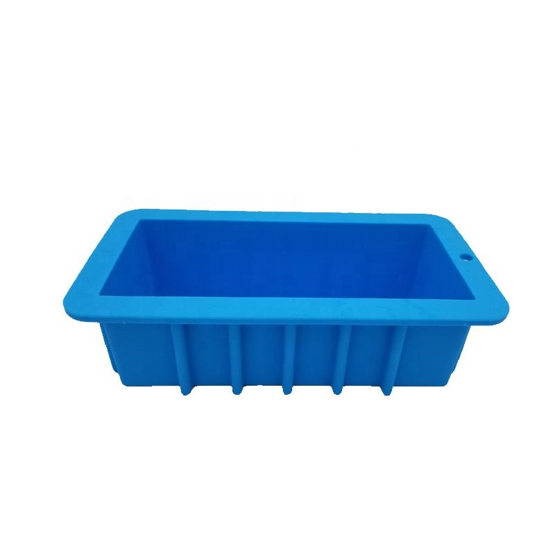 Extra Large Rectangle Baking Silicone Soap Loaf Mold