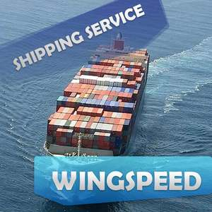 Ocean Shipping Door To Door Service Cosco Shipping Shenzhen Container To Uk Canada
