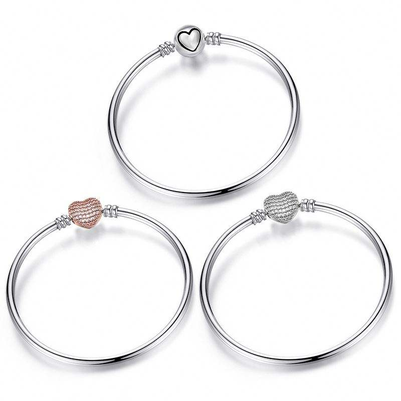 Klein Jewellery bracelet for pandora charms 925 sterling silver