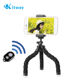 mini Phone Tripod Holder Bluetooth Flexible Sponge Legs Non Slip Octopus Bracket with Universal Clip for Mobile phone Camera