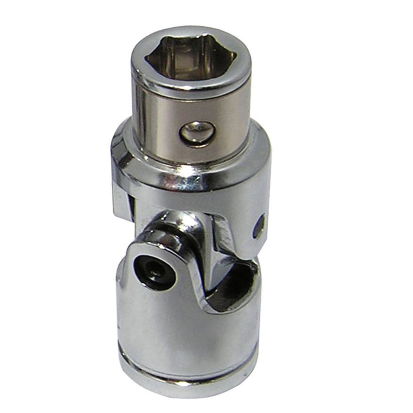 CNC Machined Steel Drive Single Universal Joints