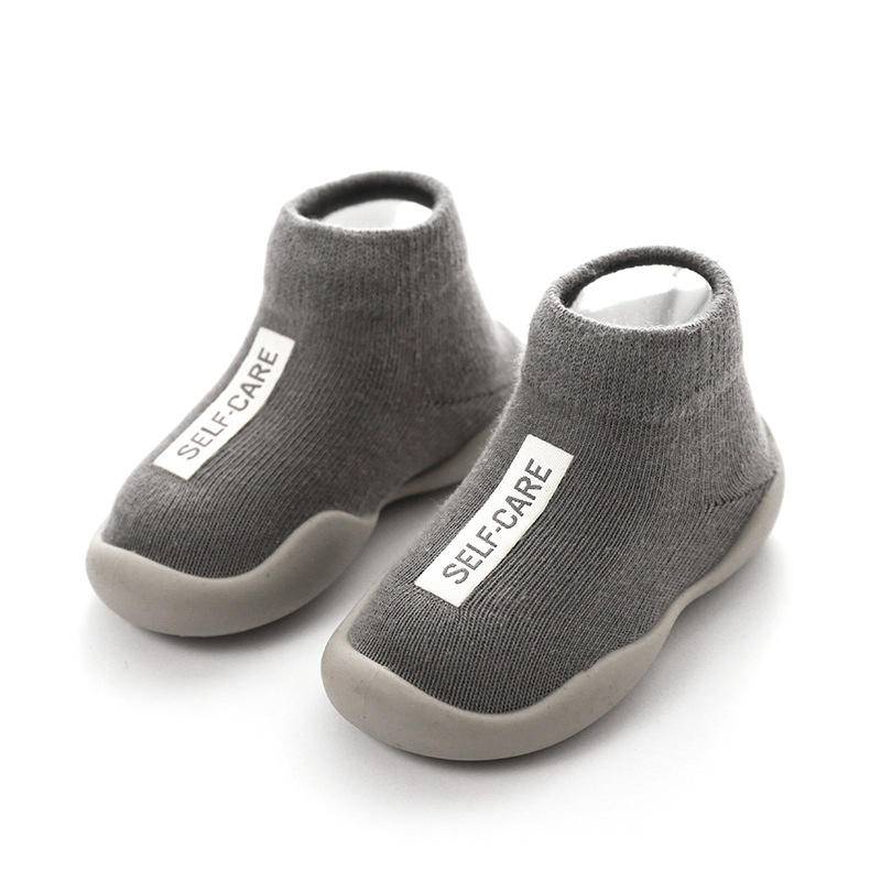 New design fashion casual soft sole mesh walking baby shoes
