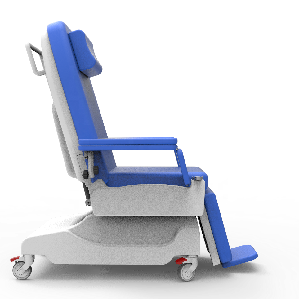 Power Dialysis Therapy Chair
