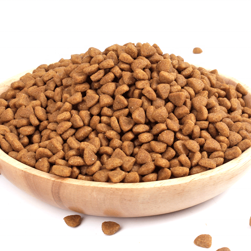 Wholesale OEM Bulk High Protein Nutritional Balance Cat Food Nature Organic Cats Dry Food Sample
