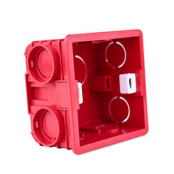 Factory Price High Quality 86 Type Plastic Wall Mount Pvc Electrical Switch Box