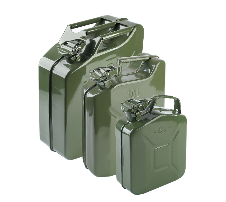 5L 10L 20L Cold rolled plate American Style Jerry Can fuel Can gasoline Can oil drums