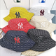 Wholesale custom sombrero NY bucket hat double-sided embroidery vintage caps