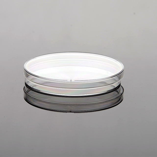 Sorfa laboratory sterile 90mm Petri dish disposable plastic petri dishes