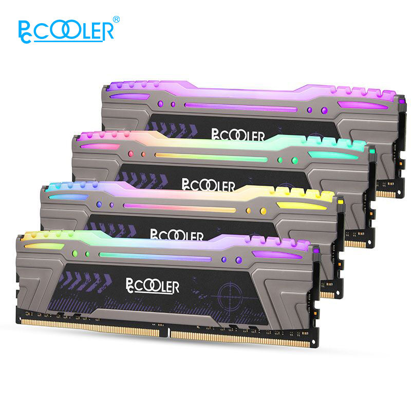 Fashionable ddr4 4G 8G 16G rgb ram sync motherboard ram for laptop and desktop