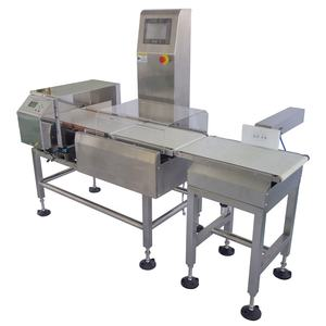 Manufacture supplier check weigher with metal detector