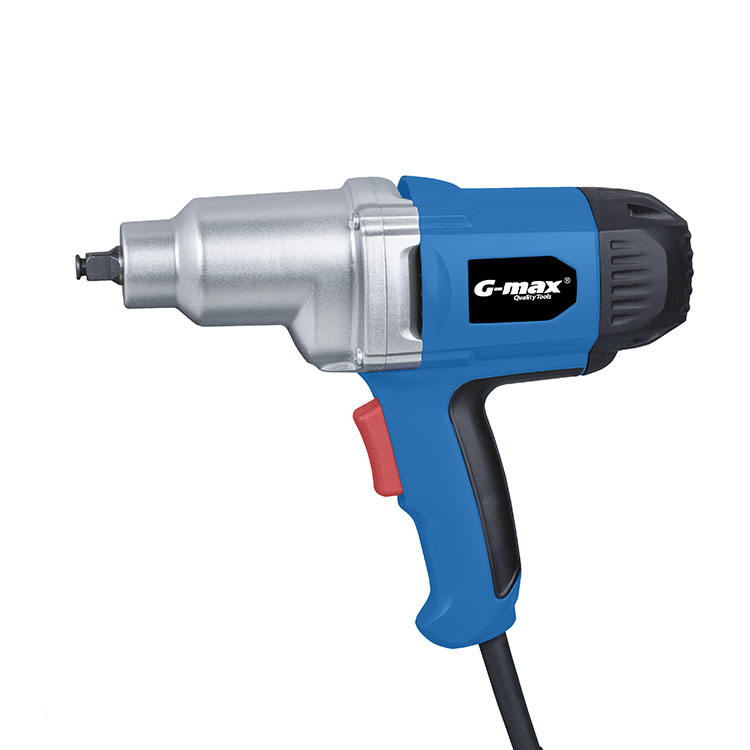 G-max power tools 900W adjustable torque 350Nm Electric Impact Wrench GT33009