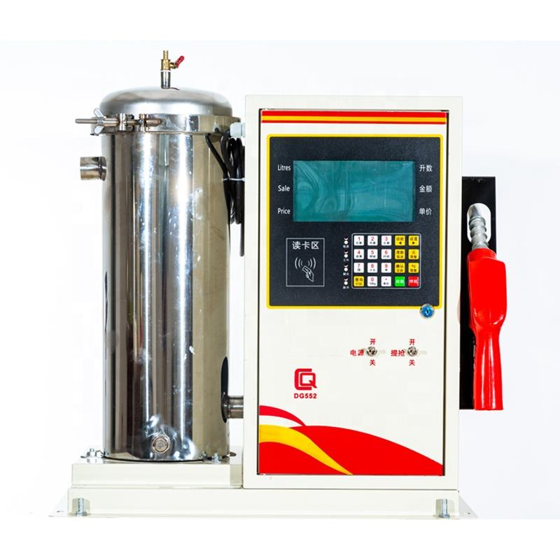 High Quality Mobile Lpg Dispenser Fuel Dispenser For Gas Station Filling Station Mini Diesel Station