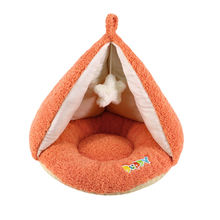 Bobbypet China Supplier New Design Indoor Colorful Cat bed Interesting Cat Tent