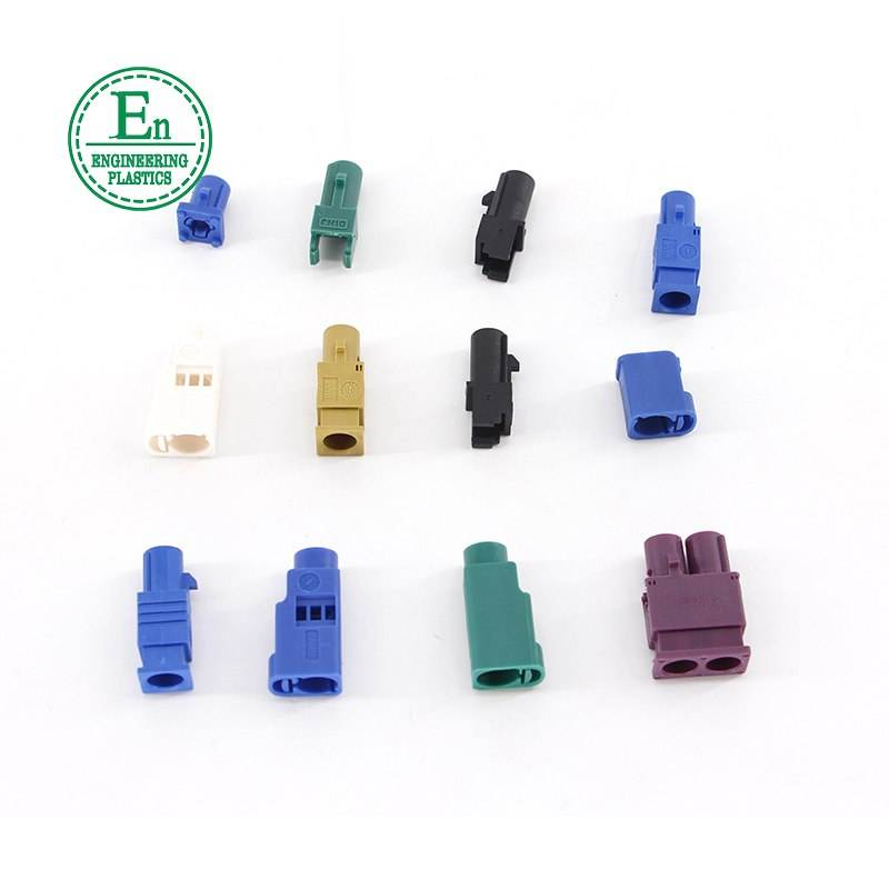 Rubber electric joint shell parts engineering plastic molding custom /plastic injection mould