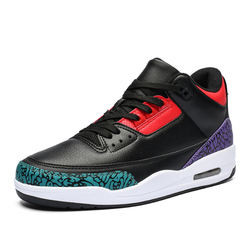 Basketball Shoes for Men Casual Shoes Brand Sport Shoes Cotton Mesh OEM Spring Customs Picture Logo