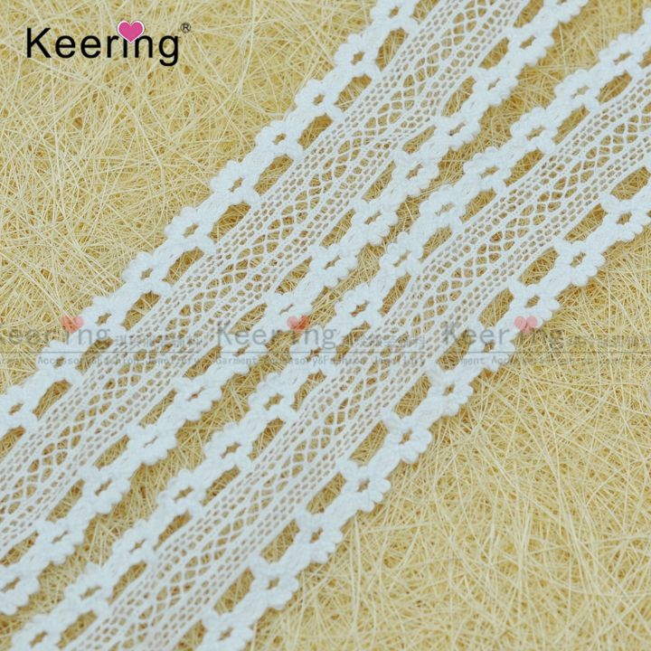 New arrival Flower Embroidery Water-soluble thin lace