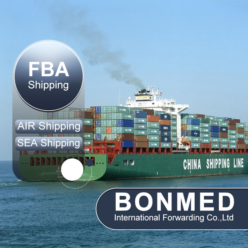 Sea Freight Forwarder Oversea Logistic Shipping Service From Shenzhen Qingdao Ningbo To Usa