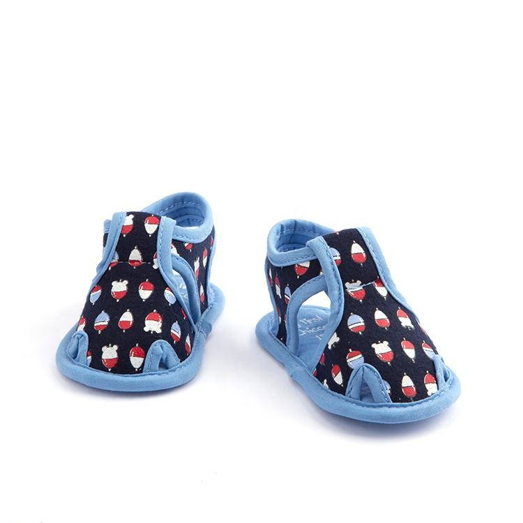 Close Toe Newborn Baby Shoes Baby Boy Sandals Shoes