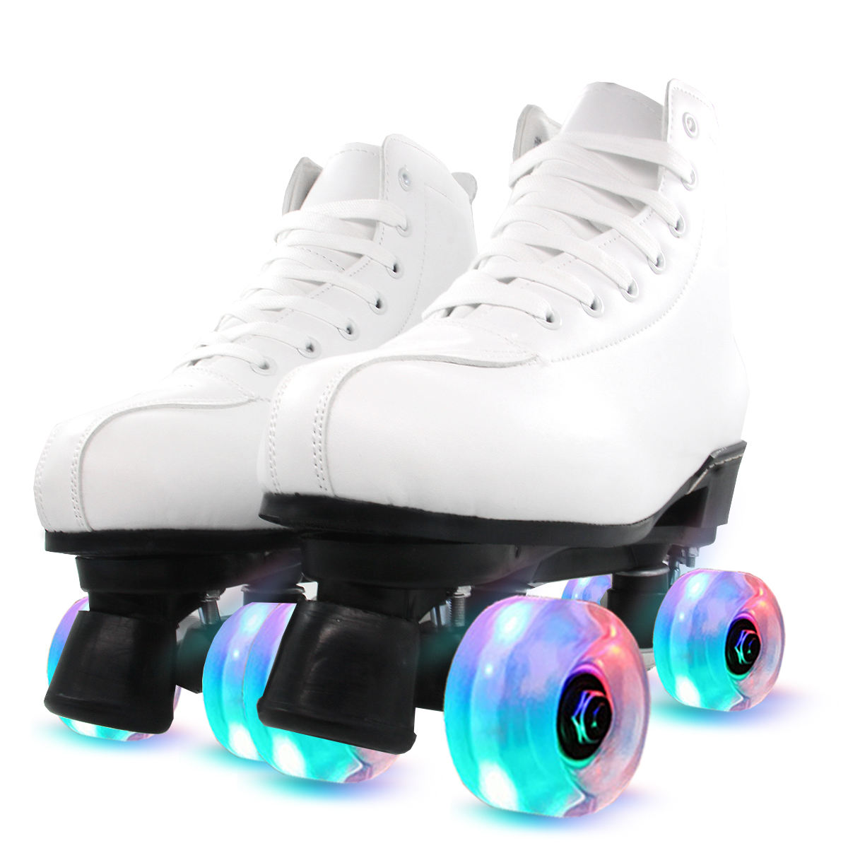 Factory Cheap Price Wholesale 4 Wheels Skate Shoes Outdoor Roller Skates For Adults