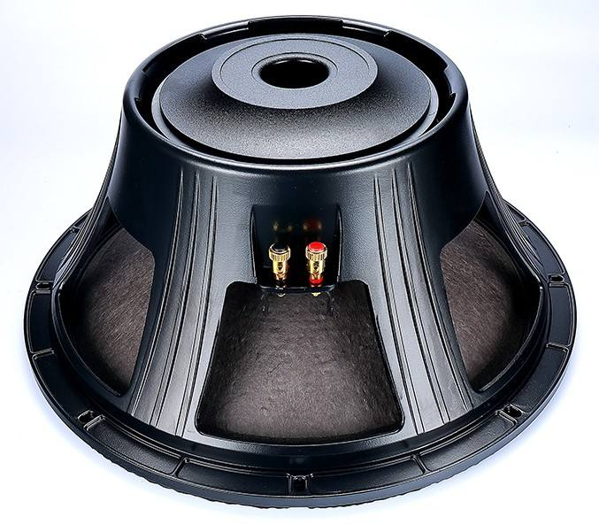 AES 800W dual 4 inch voice coil 15 inch big powered subwoofer speaker audio amplifier manufacturer