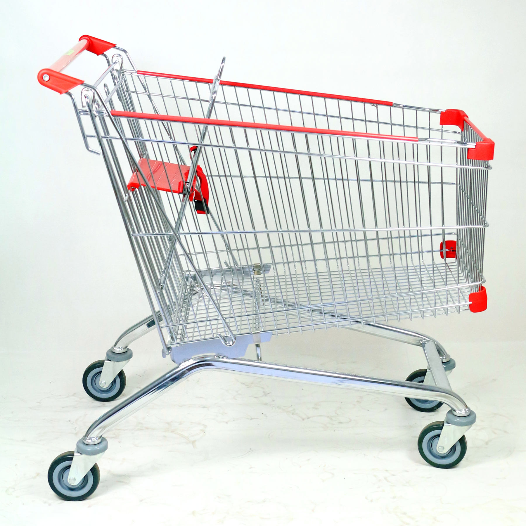supermarket trolleys /shopping trolley 180, used