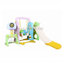 Huaxia Toddler Cheap Baby Outdoor Playground with Swing for Sale