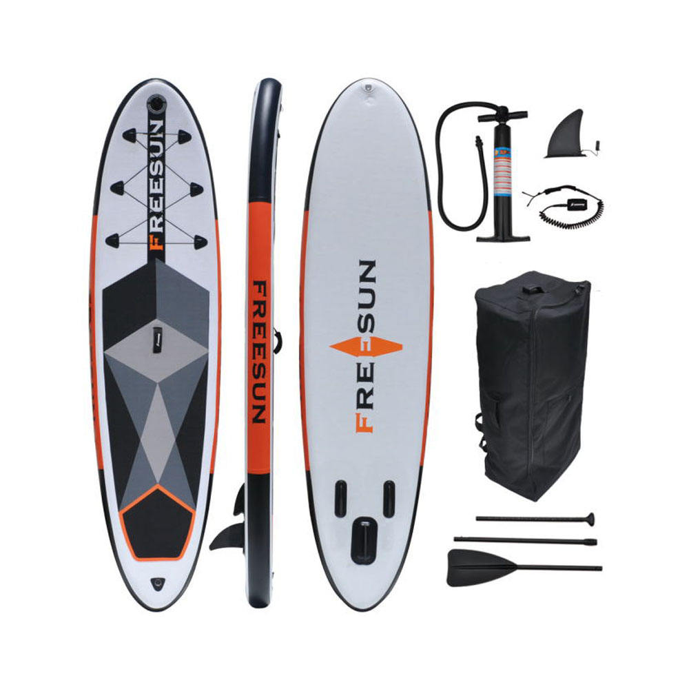 FREESUN Marke 10ft lange Paddle Boards Aufblasbare Stand Up Paddle Board