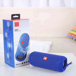 New Flip 4 Portable Waterproof Wireless Bluetooth Speaker